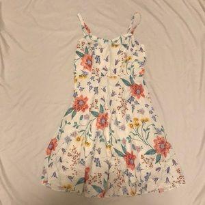 Old Navy Floral Dress!